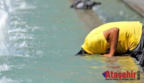 Sıcak havalarda beyin kanaması riskine dikkat!