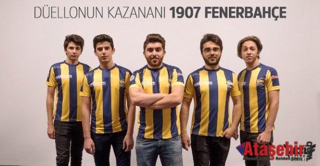 "Wolfteam ""Süper Kupa"" şampiyonu 1907 Fenerbahçe takımı oldu"