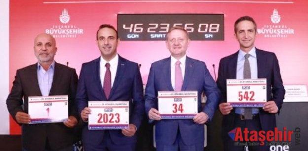 39. Vodafone İstanbul Maratonu bu sene çocuklar için koşulacak