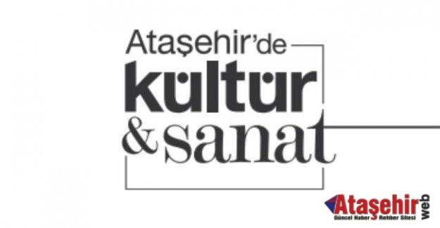 Ataşehir'de Kültür Sanat Günleri Başlıyor