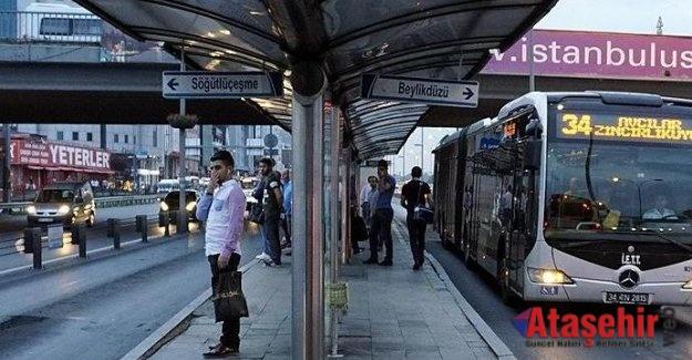 İstanbul'da toplu ulaşım ücretsiz olacak