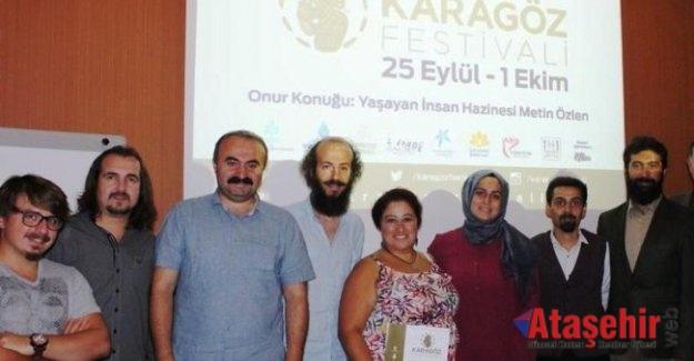 KARAGÖZ FESTİVALİ BAŞLIYOR