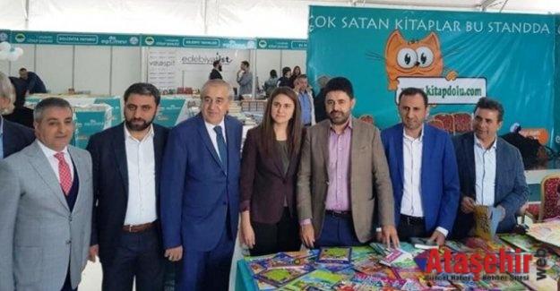 Ataşehir'de 55 bin öğrenci kitaba ilgi gösterdi