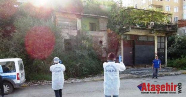 Ataşehir Yenisahra'da boş binada erkek cesedi bulundu