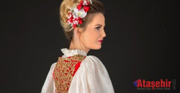 Balkan Kıyafetleri defilesi