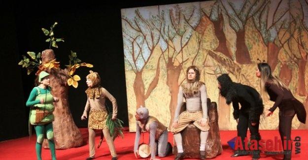 Bosch Çevre Çocuk Tiyatrosu, 9 yaşında