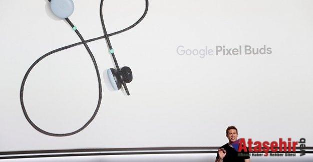 Google 40 dilde tercüme yapabilen kulaklıkları tanıttı
