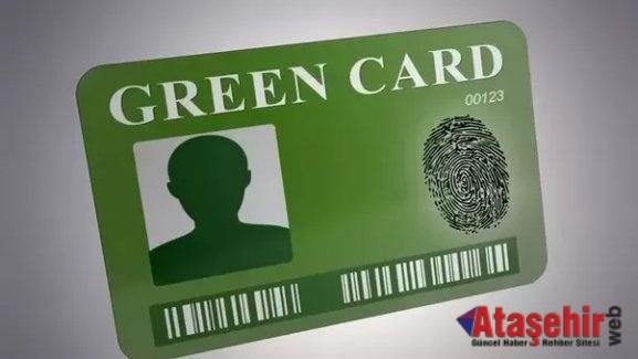 Green Card başvuruları iptal edildi