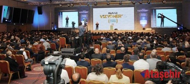 MÜSİAD Vizyoner'17 Türkiye'nin Geleceğini Şekillendirecek