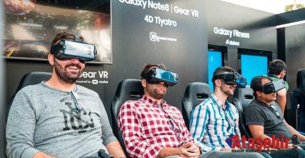 Teknoloji Tutkunları Samsung Galaxy Studio'da Buluşuyor