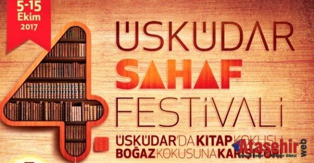 Üsküdar'da Kitap Kokusu Boğaz Kokusuna Karışıyor!