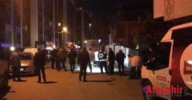 Ataşehir'de Hırsız Polis Çatıştı, 1 gaspçı öldü, diğer 2'si yakalandı.