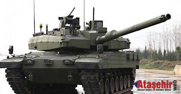 FNSS, Altay tankının seri üretimine talip oldu