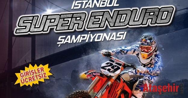 İSTANBUL'DA SUPER ENDURO ŞÖLENİ YAŞANACAK