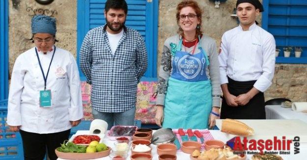 Tarsus Mutfağına Büyük İlgi