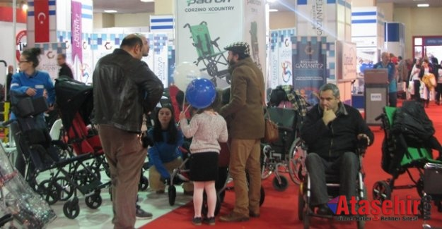 Türkiye'nin Engelsiz Fuarı Başlıyor