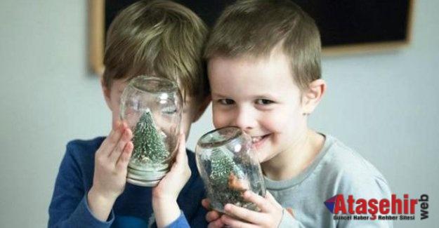 Ataşehir'de  'Kar Küresi' çocuklara kimyayı sevdirecek