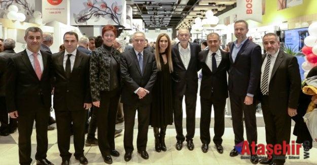 Bosch bayileri arasına Ataşehir Gürbüz Ticaret de katıldı