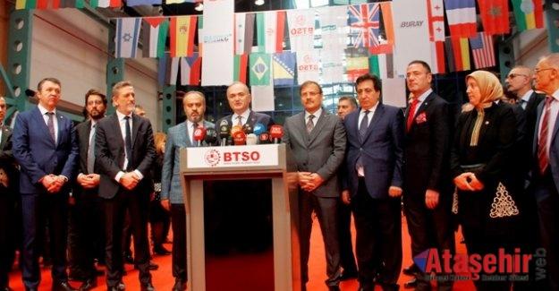 Bursa Endüstri Zirvesi devam ediyor