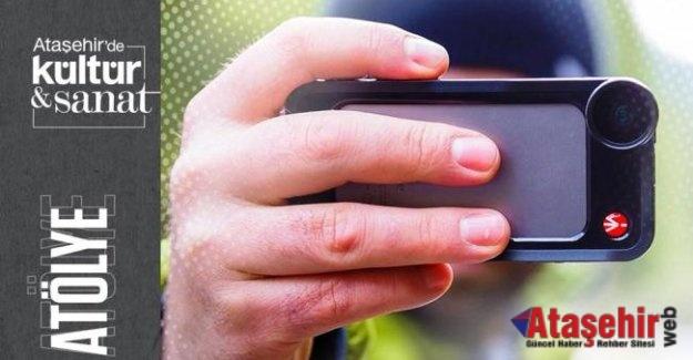 CEP TELEFONUYLA KISA FİLİM ÇEKİMİ