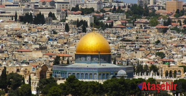 İmam hatiplilerden 6 dilde Kudüs bildirisi
