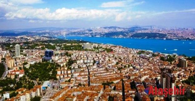 İstanbul'da Konutta öne çıkan 15 ilçe