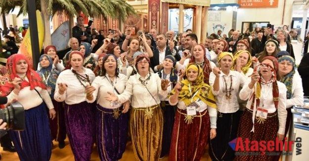 22. EMITT Turizm Fuarı, Tüm Hızıyla Devam Ediyor