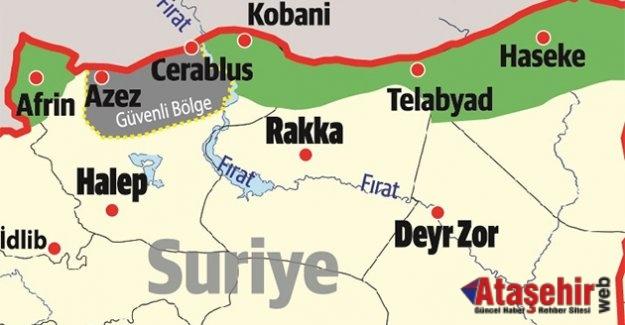 ABD: 'Suriye'de Güvenli Bölge Kurulmasını Türkiye'yle Görüşüyoruz'