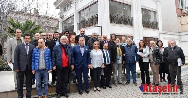 Ali Kılıç, 10 Ocak Çalışan Gazeteciler Günü'nü kutladı