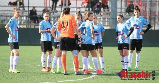 Ataşehir Belediyespor Yab-Pa Akademi'yi, Hükmen 3-0 mağlup etti