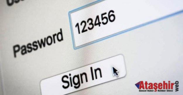 Bu şifreyi kullanmaktan artık vazgeçin!