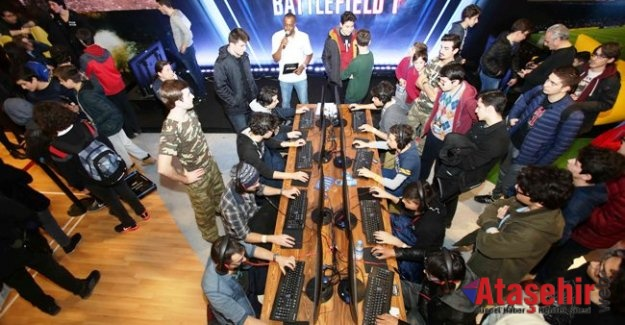Dijital Eğlence ve Oyun Fuarı Harbiye İstanbul Kongre Merkezi'nde