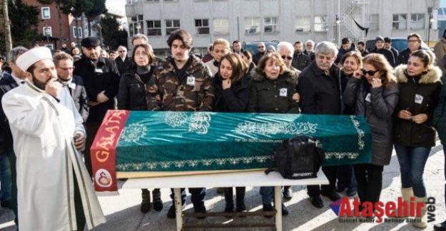 Gazeteci Baki Avcı son yolculuğuna uğurlandı