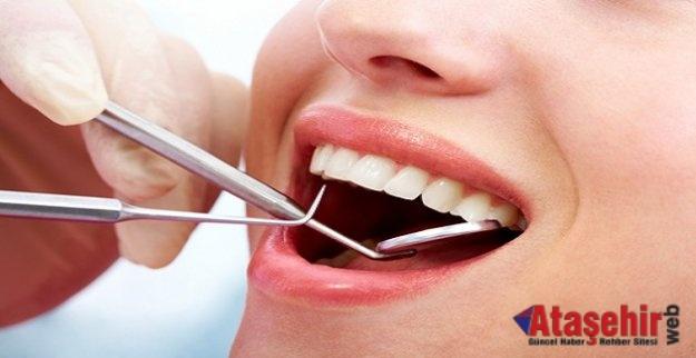 İmplantlı ağıza diş eti masajı