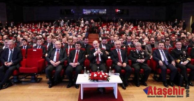 İstanbul'da Genel Güvenlik ve Uyuşturucuyla Mücadele Toplantısı yapıldı