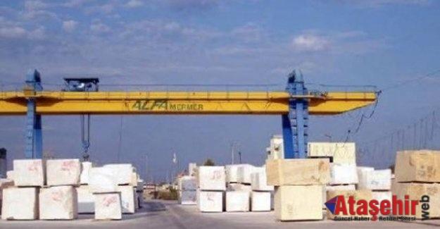Maden ve doğal taş ihracatı yüzde 24 arttı