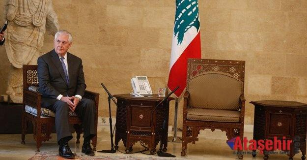ABD Dışişleri Bakanı'na Lübnan'da 'Şok'