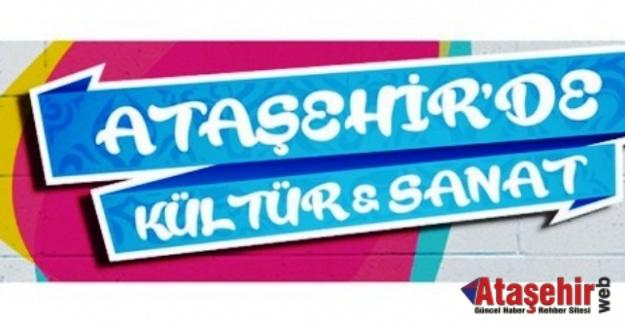Ataşehir Belediyesi Şubat ayı etkinlik takvimi