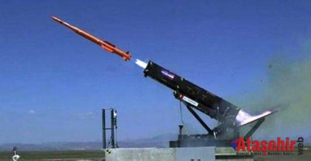 HİSAR-A Füzesi, Testi başarıyla geçti