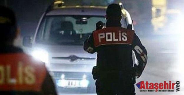 İstanbul'da Silahlı hırsızlar kıskıvrak yakalandı