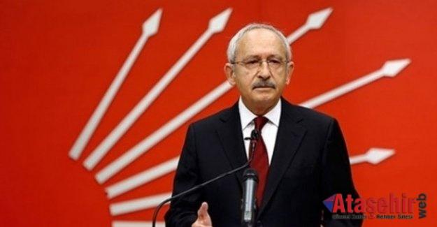 Kılıçdaroğlu, MYK listesine son şeklini verdi