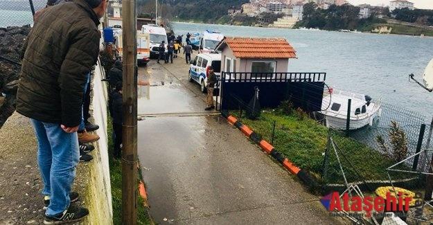 Sinop'ta kuru yük gemisinde patlama: 1 ölü, 1 yaralı