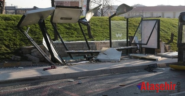 Üsküdar'da otobüs durağa daldı: 3 ölü