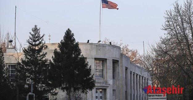 ABD'nin Ankara Büyükelçiliği bugün kapalı