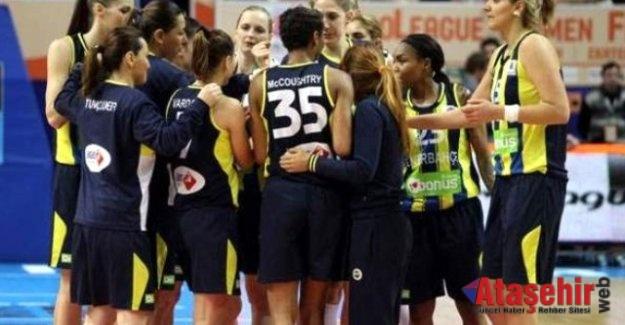 Fenerbahçe, Dörtlü Final İçin Ataşehir'de Sahada