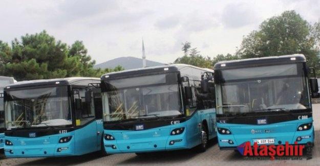 İstanbul'da Özel halk otobüsleri Cuma günü kontak kapatacak
