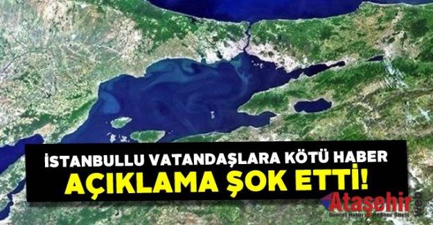 Marmara Denizin'de 7.2 büyüklüğünde deprem olacak.