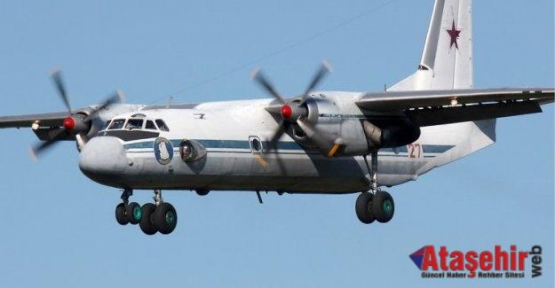 Rus uçağı düştü: 39 ölü!