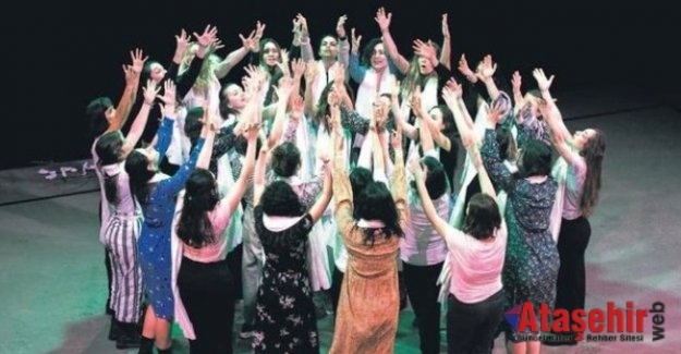 Yakaranlar', ürkiye'de ilk kez ataşehir'de sahnelendi.