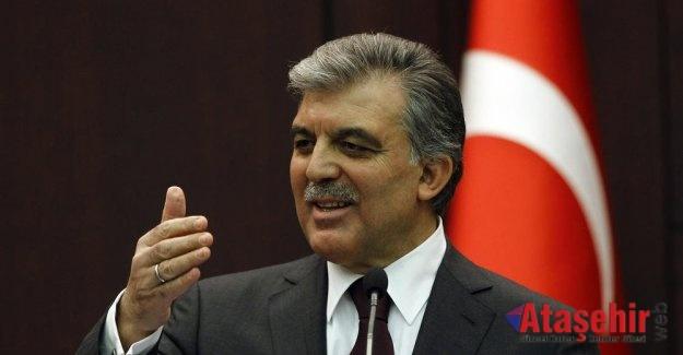 Abdullah Gül aday olmuyor